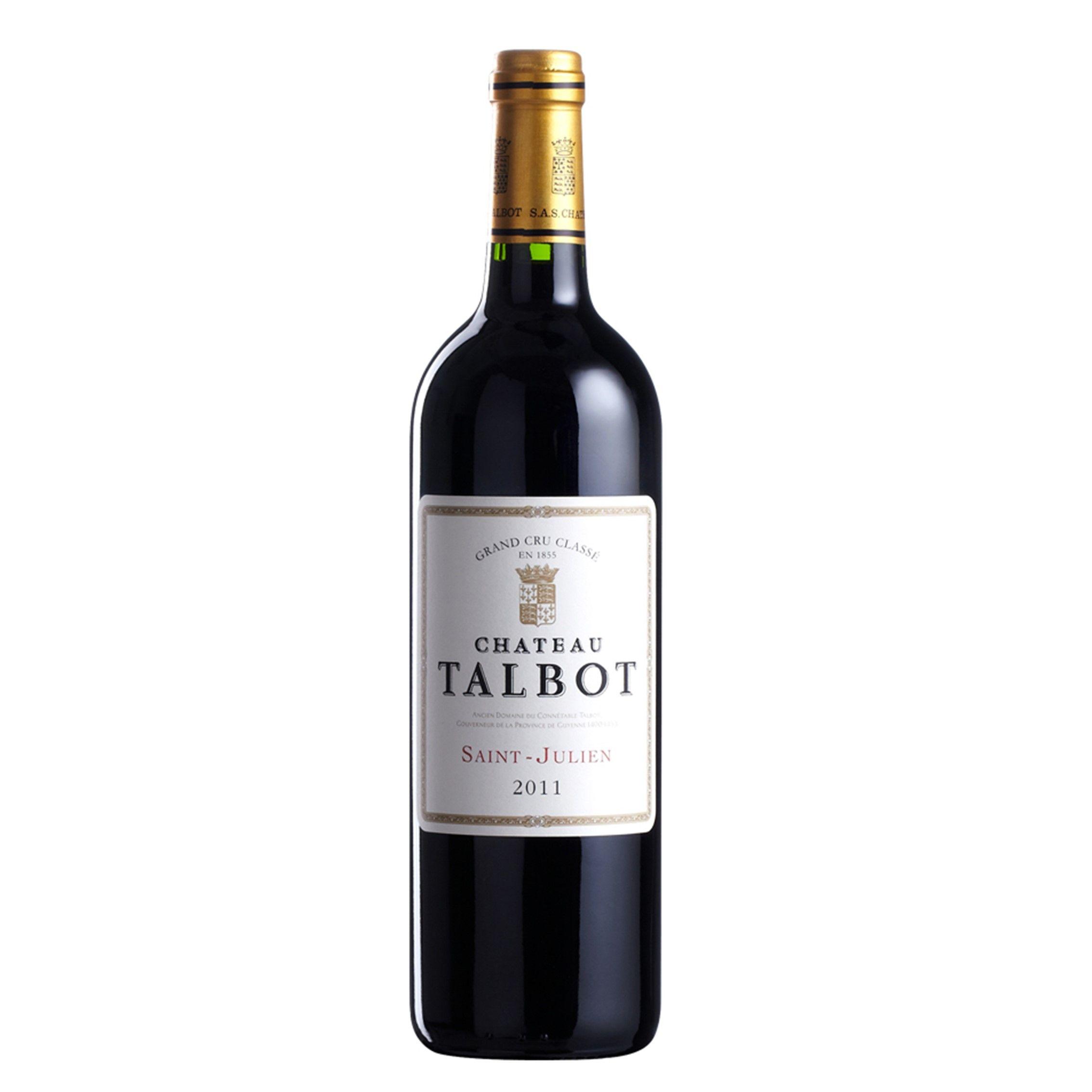 大宝/TALBOT 红葡萄酒 750ml 2017年